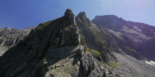 Klettersteig: Via Ferrata Ermini Arosio