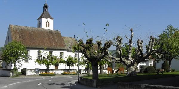 Katholische Kirche St. Laurentius, Rodersdorf (CH)