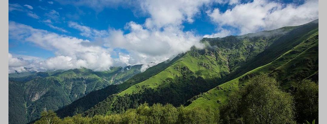 Lagodechi Naturschutzgebiet