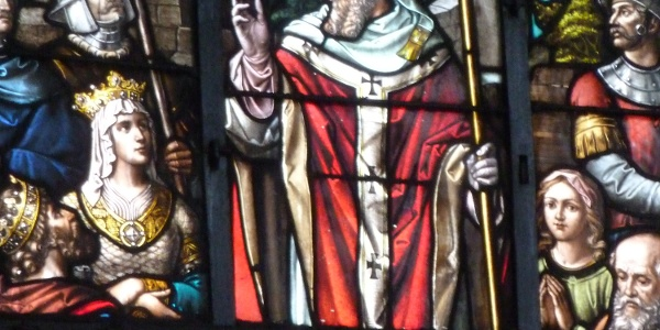 Bad Reichenhall-St. Ägidius - Rupert bringt das Evangelium nach Reichenhall