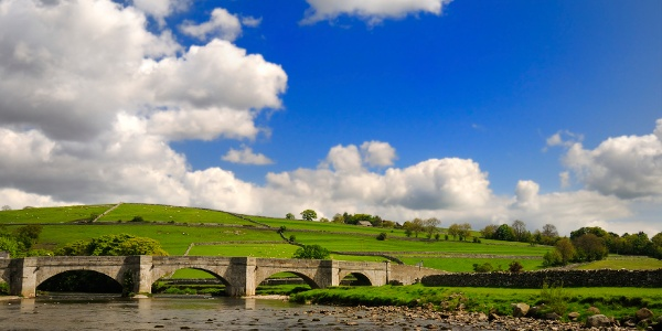 Bridge over River Wharfe