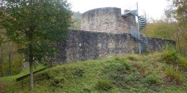 Ruine Sprengelburg