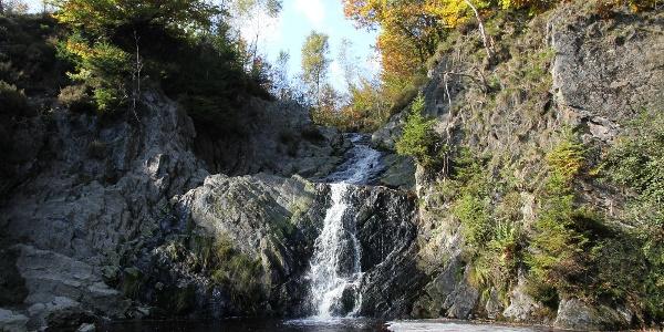Bayehon Wasserfall