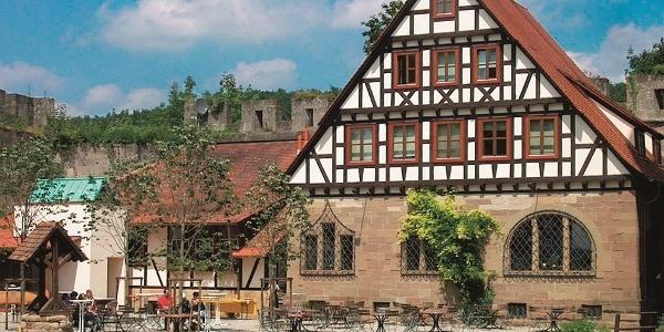 Mayer's Burgrestaurant Hohenbeilstein