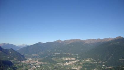 panorama dal monte Lefre