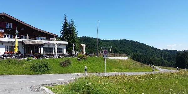Passhöhe Sattelegg