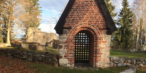 The Church Ruin of Skog