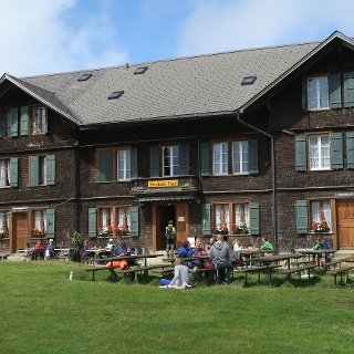 Berghotel Napf.