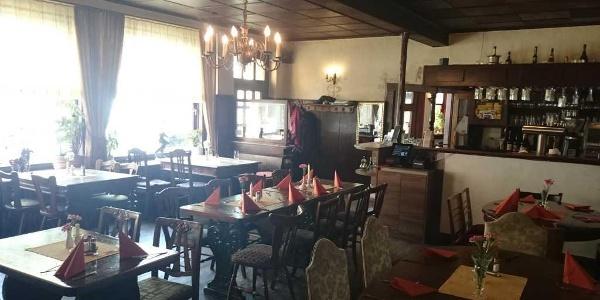 Hotel Restaurant Haus Löwenburg Innen