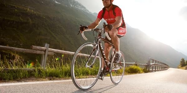 Rennrad Alpen