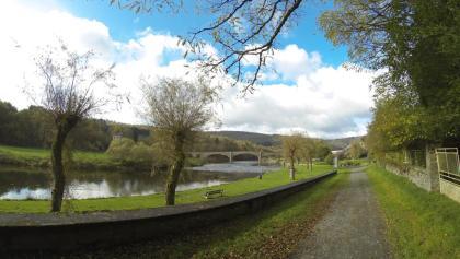 Brücke in Chairière