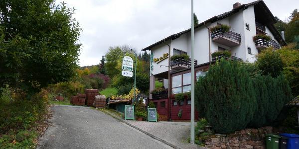 Iggelbach Waldhotel Heller