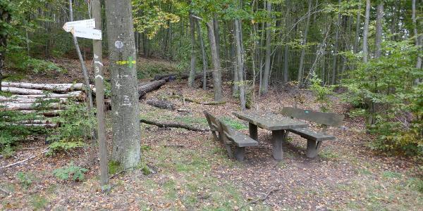 Sitzgruppe am Schuhnagelskopf