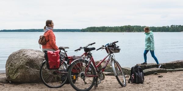 Enjoy the amazing Finnish archipelago
