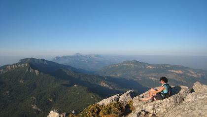 Aussicht vom Puig de Galatzó