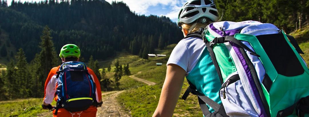 Mountainbiketour - Soila-Alm