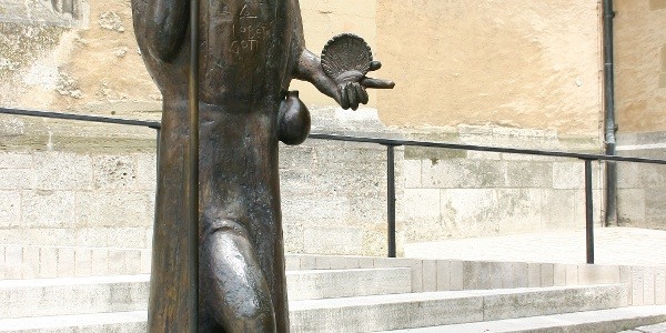 Der heilige Jakob in Rothenburg ob der Tauber
