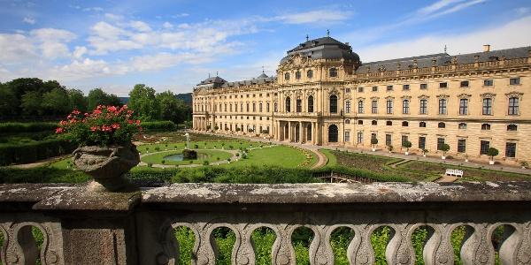 Residenz zu Würzburg