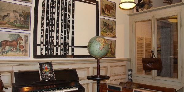 Das Schulmuseum im Kindermuseum.