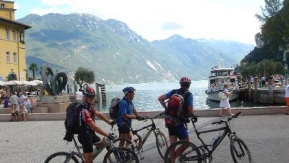 Hafen Riva del Garda
