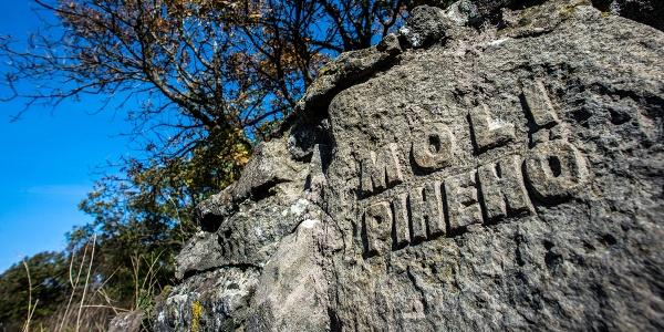 Der Moli-Rastplatz zwischen Pilisszentlászló und Visegrád