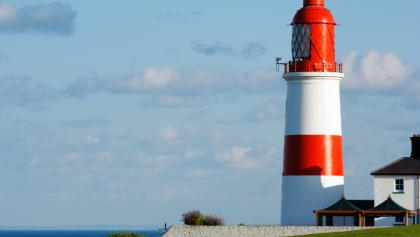 Lighthouse at Lizard Head