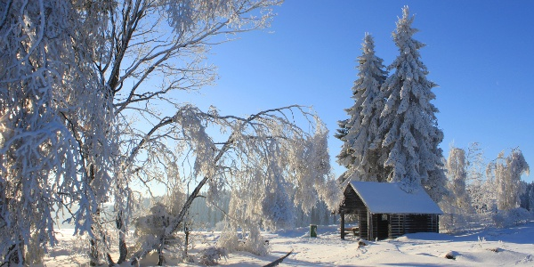 Wanderhütte am Skigebiet Olpe-Fahlenscheid