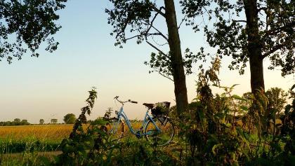 Radtour im Spätsommer