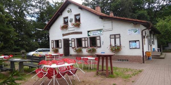 """Wanderheim """"Zum hohen Fels"""""""