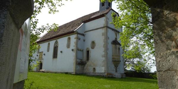 Kunigundenkapelle in Burgerroth