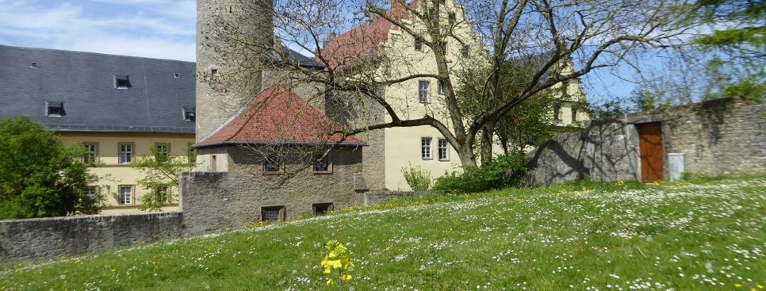 Jagdschloss in Aub