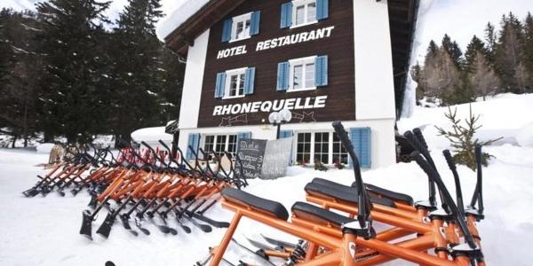 Hotel Restaurant Rhonequelle