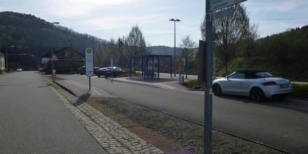 Bahnhof Heinzenhausen
