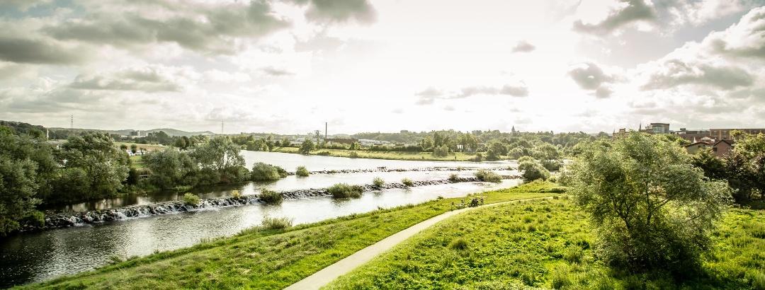 Blick über die Ruhr