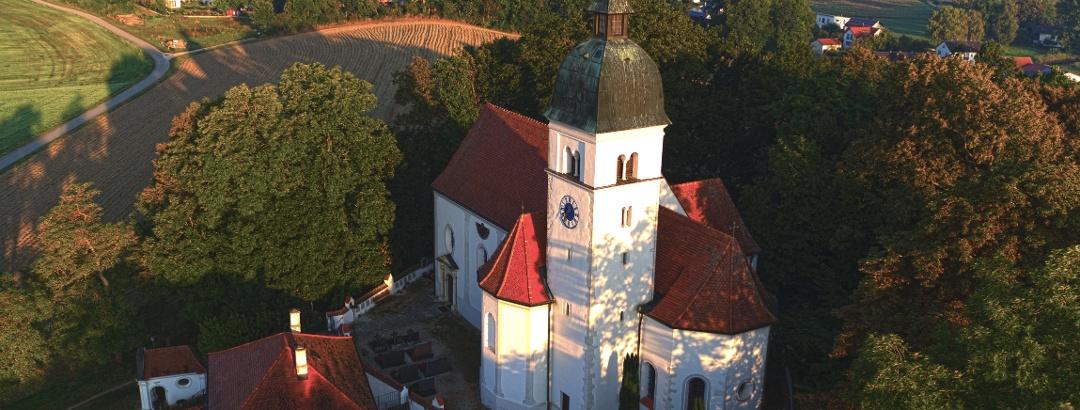 Wallfahrtskiche Allersdorf bei Abensberg