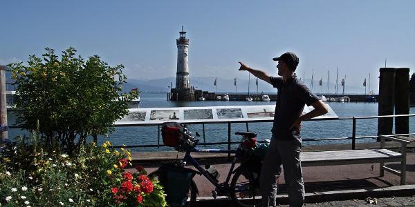 Start am Bodensee