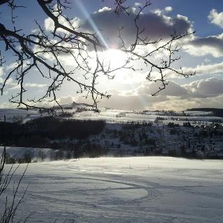 Schwartenberg im Winter