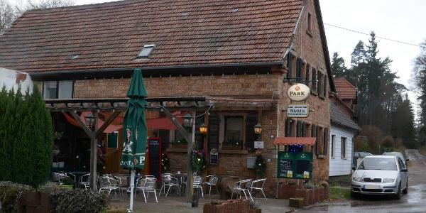 Das Café Nicklis in Johanniskreuz