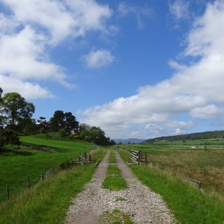 Walking out of Settle