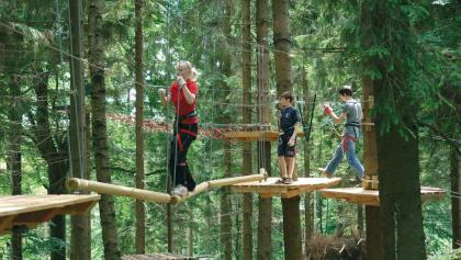 Kletterwald Schöneck