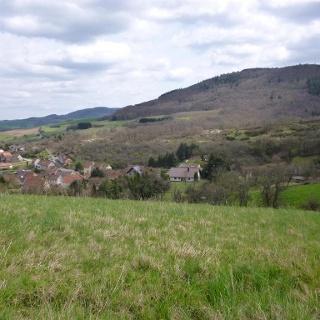 Aussicht auf Horschbach