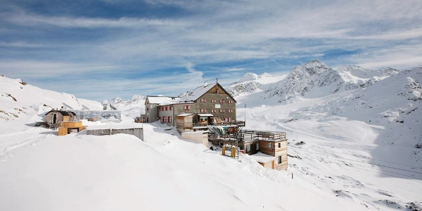 Bella Vista Hütte