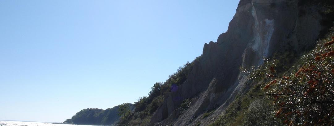 Fernwandern am Kap Arkona auf Rügen