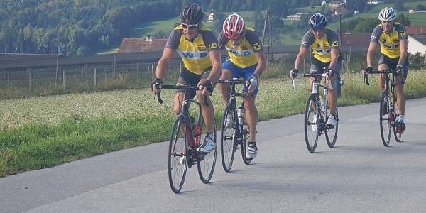 Rennradfahren durch das Raabtal (c) Robert Walcher