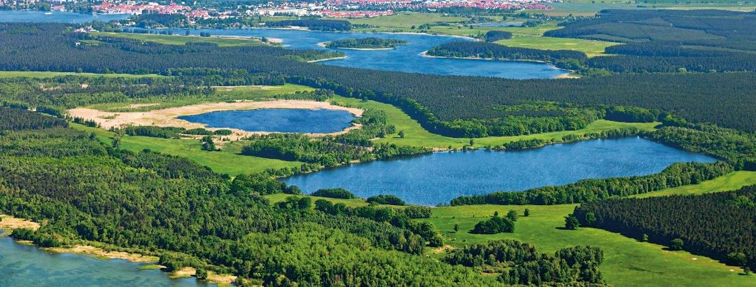 Radweg Mecklenburgische Seenplatte Karte.Radtouren An Der Mecklenburgischen Seenplatte Die 10 Schönsten Touren