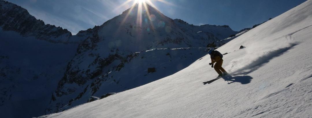 Mountain Elements Skitouring