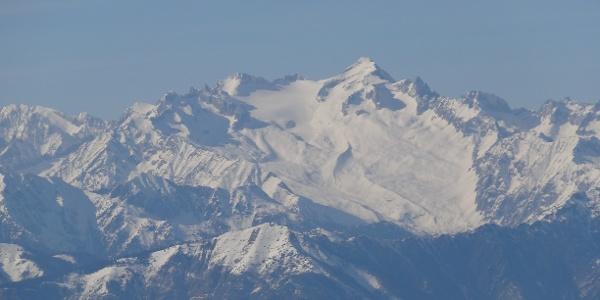 La Presanella vista dalla cima del M.Stivo