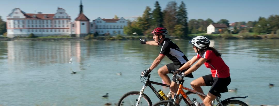 Schärding Rad (c) Schärding Tourismus