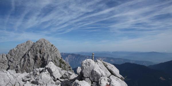 Gipfel Ponza di Mezzo