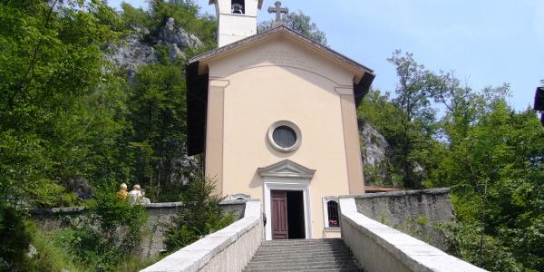 Church of Madonna delle ferle
